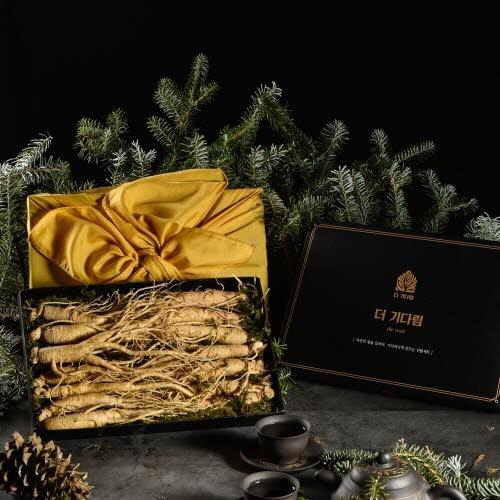 [더기다림] 품격있는 금산 수삼 선물세트 수삼 300g(10개-13개)